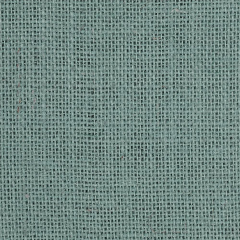 60 sultana burlap light blue discount designer fabric