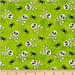 The Count Skulls Green