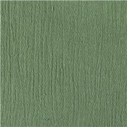 Summer Breeze Gauze Olive Green