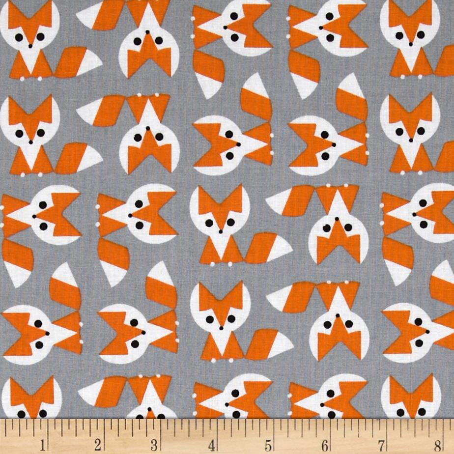 cloud 9 picture pie organic fox orange grey discount