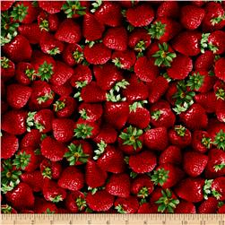 Fresh Squeezed Strawberries Black