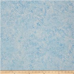 Kaufman Artisan Batiks Noel Metallic Collage Winter