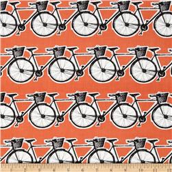 Contempo Our Town Bicycles Orange