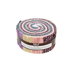 "Kaufman Tuscan Wildflower 2.5"" Roll Up Garden"