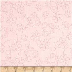 Bugsy Dot Floral Pink