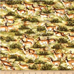 Lone Prairie Deer Herd Green