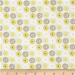 Felicity Flowers Light Grey