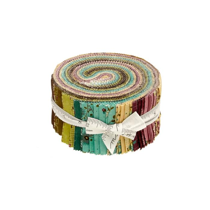 "Moda Prints Charming Jelly Rolls  2.5"" Strips"