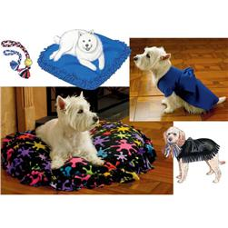 Kwik Sew Pet Pillows, Jackets & Toys Pattern