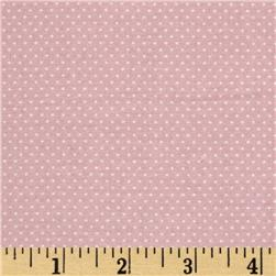 Pin Dot Carnation Pink