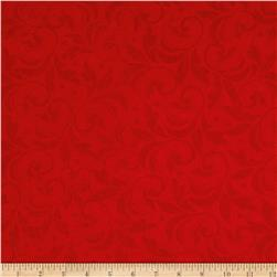 Angel Song Scroll Red
