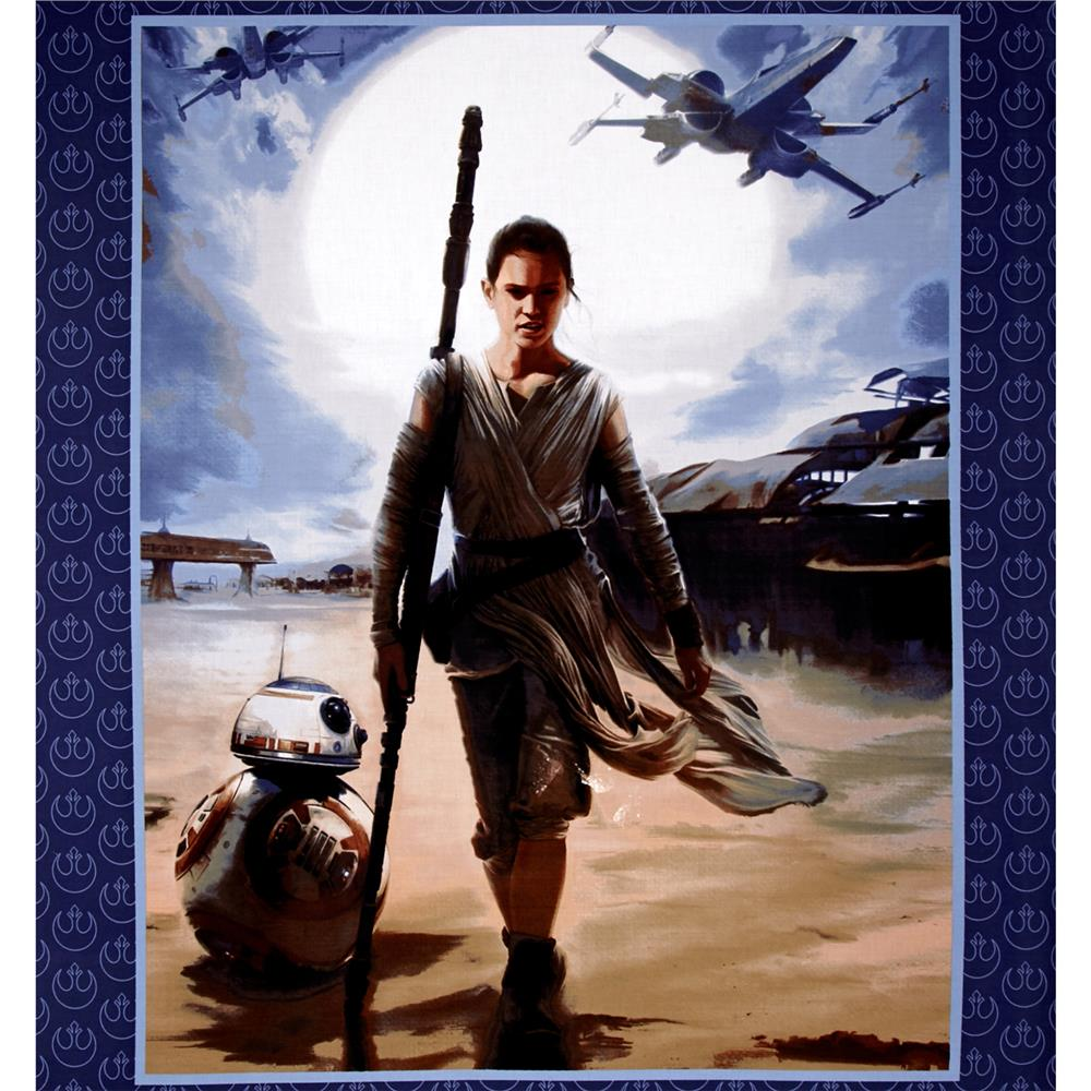 Star Wars The Force Awakens Rey 36 In.