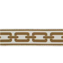 "Fabricut 1.75"" Lauren Trim Antique"