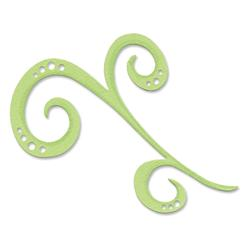 Sizzix Bigz Die - Decorative Accent, Swirl #3