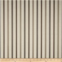 Richloom Dimitrios Jacquard Stripe Charcoal