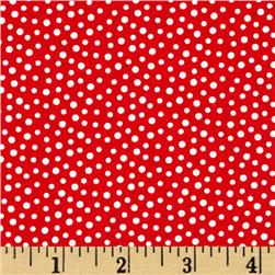 Penny Rose Little Joys Dottie Red