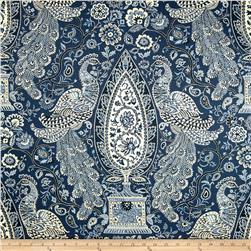 Waverly Jewel Tower Twill Blue Jay