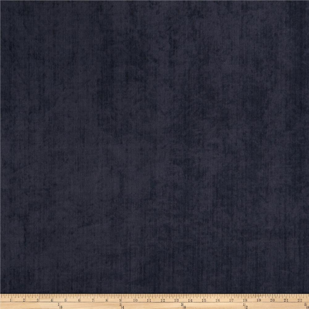 Fabricut Outdoor Velvet Navy