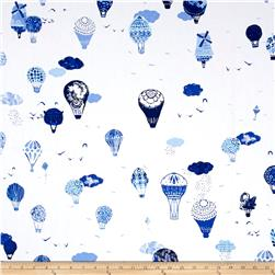 Art Gallery InBlue Canvas Fly Away Vroeg