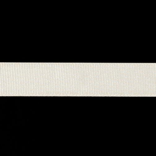 3/4'' Grosgrain Ribbon Ivory