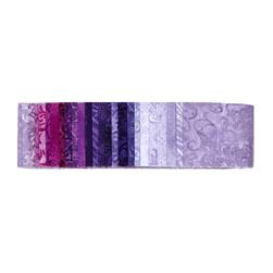 "Essential Gems Amethyst Royale 2.5"" Strips"