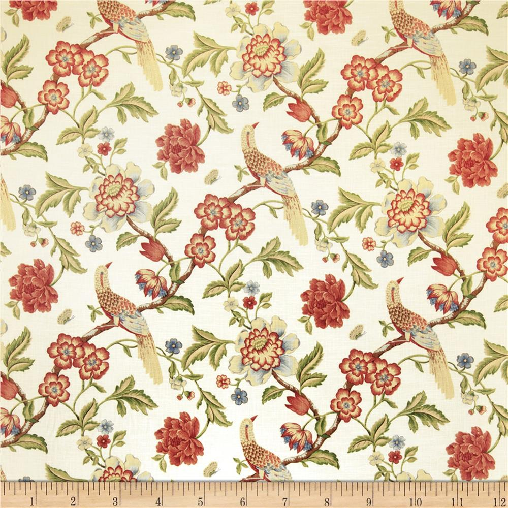 Jaclyn Smith Anna Floral Blend Punch