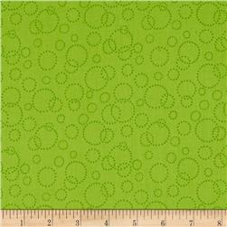 "110"" Wide Quilt Back Champagne Lime"