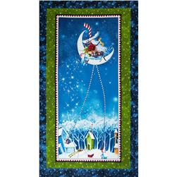 Merriment Metallic Panel Multi