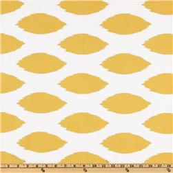 Premier Prints Chipper Slub Corn Yellow Fabric