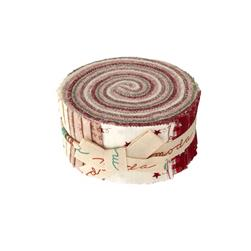 Moda Mistletoe Lane 2.5 In Jelly Rolls