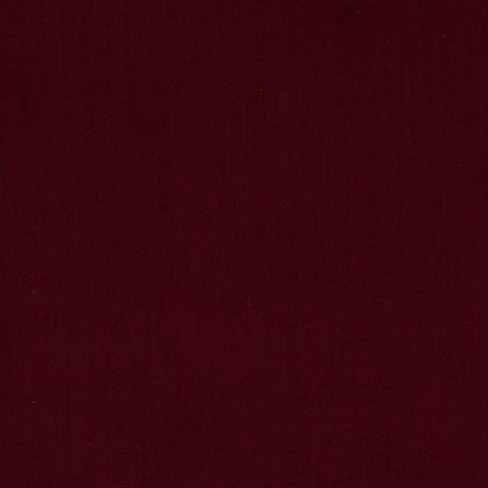 Cotton Blend Broadcloth Wine