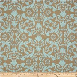 Riley Blake Kensignton Damask Grey
