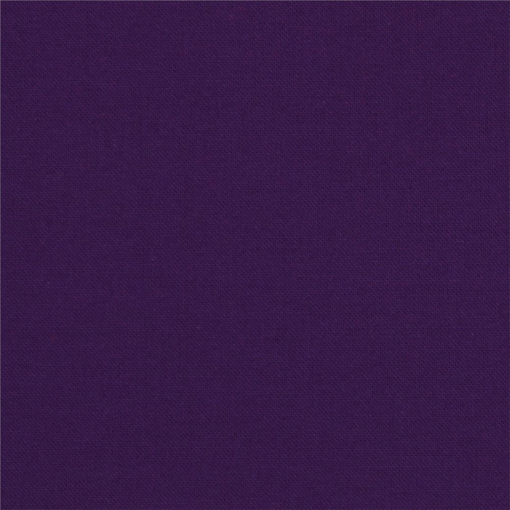 Kona cotton purple discount designer fabric for Where to order fabric