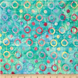 Artisan Batiks Pop Op Circle String Sweet