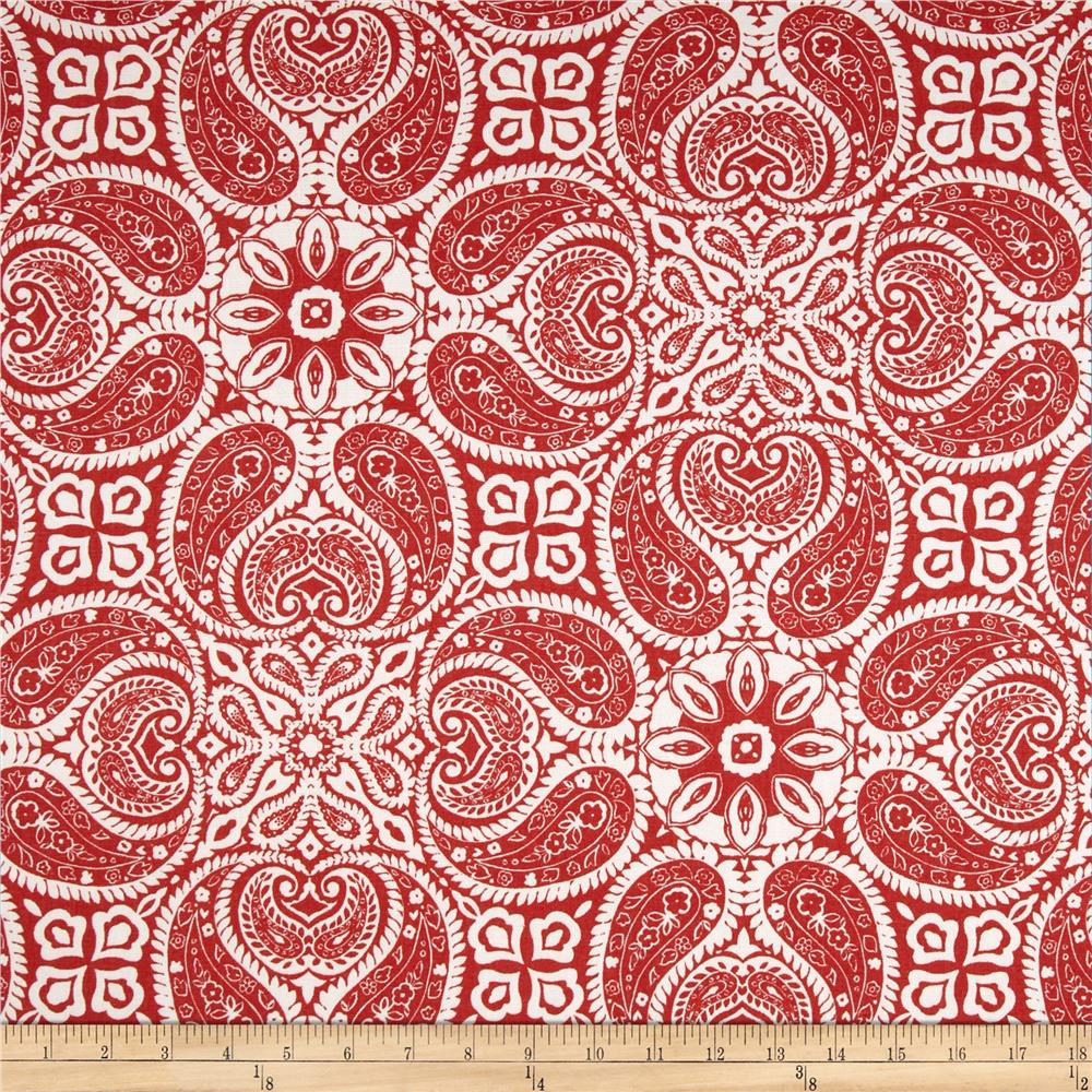 Magnolia Home Tibi Cayenne Red
