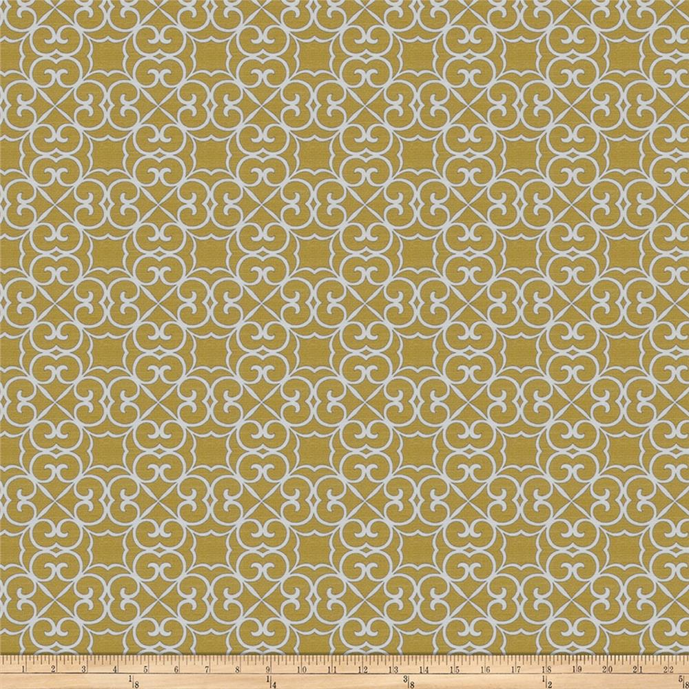 Fabricut Hank Scroll Pear