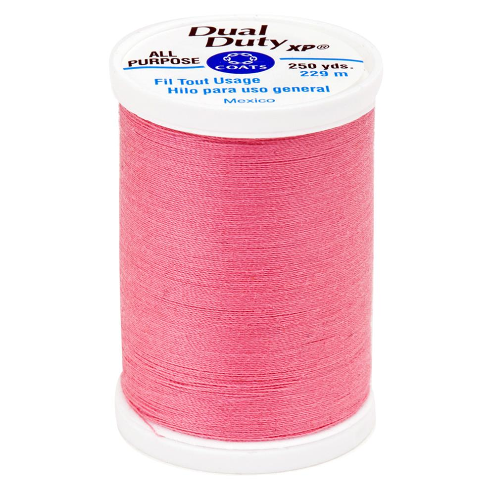 Coats & Clark Dual Duty XP 250yd Dark Old Rose