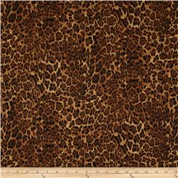 Jungle Minis Mini Leopard Brown