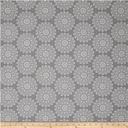 Riley Blake Daisy Days Doily Gray