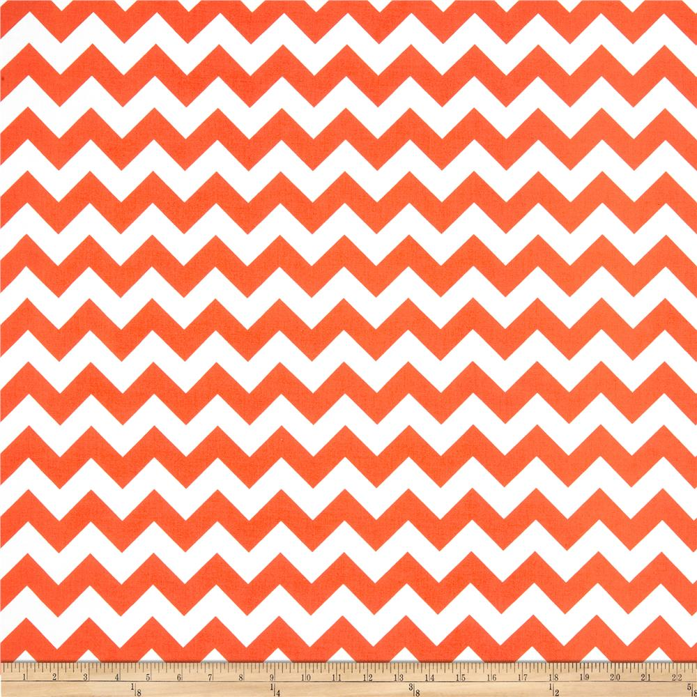 Blair Simple Chevron Orange