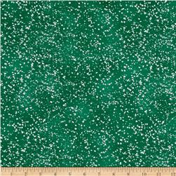 Holiday Traditions Snow Green