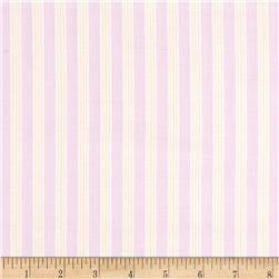 Lavender Deck Chair Stripe
