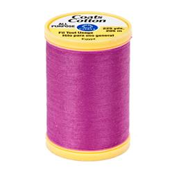 Coats & Clark General Purpose Cotton 225 yd. Fuchsia