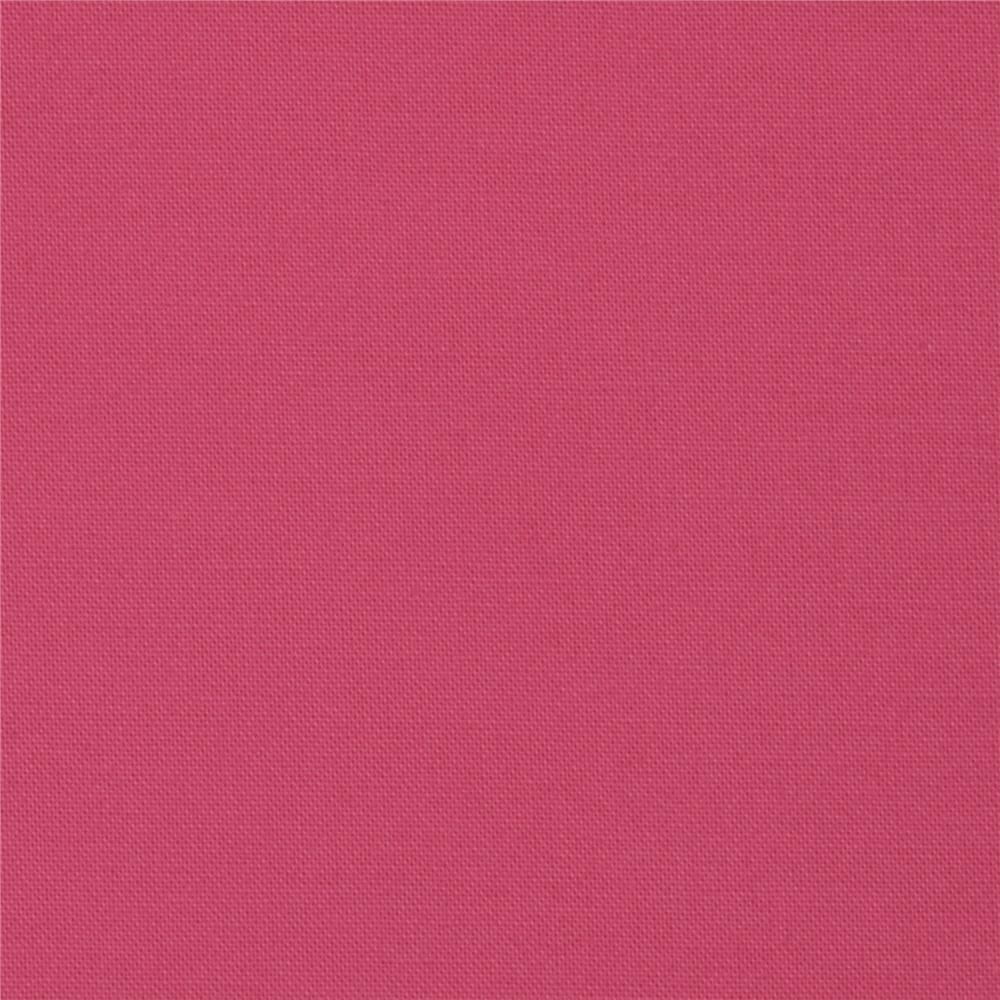 Kona Cotton Bright Pink