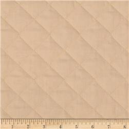 Double Sided Quilted Broadcloth Hickory