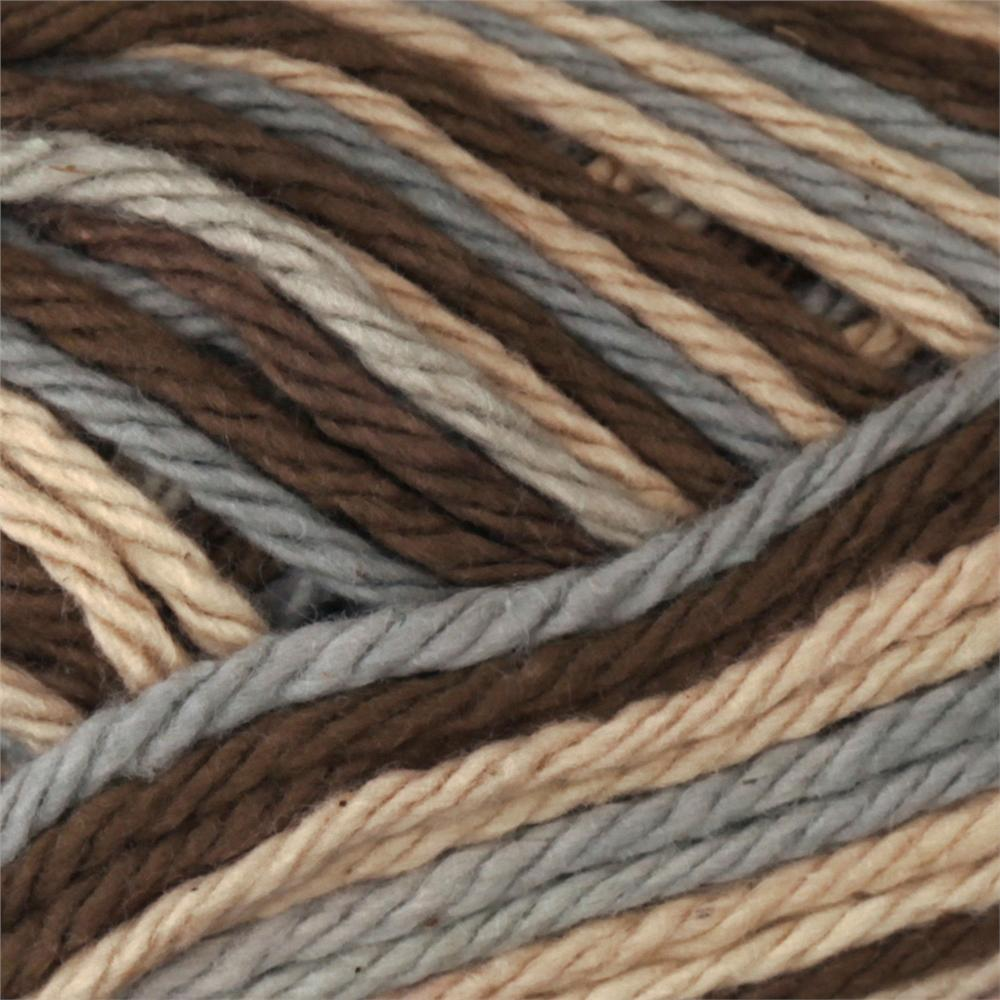 Peaches & Creme Ombre Yarn (2046) Earth Ombre