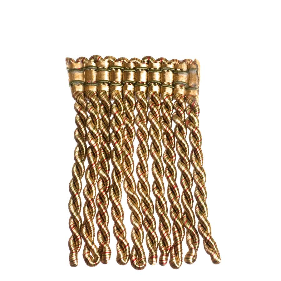 "Trend 4.25"" 01421 Bullion Fringe Jewel"