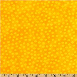Moda Marble Dots (#3405-4) Yellow Fabric