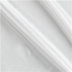 "60"" Polyester China Silk Lining White"