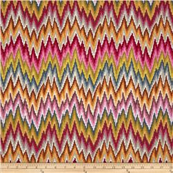 Kaffe Fassett Spring 2013 Collection Flame Stripe Pastel